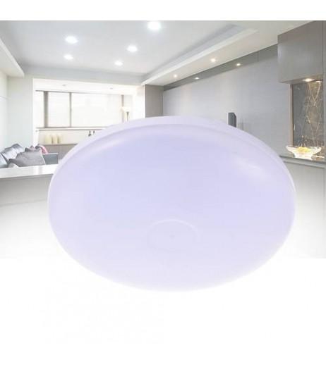 12W UFO LED Ceiling Panel Down Light Surface Mount Bedroom Lamp Cool White UK