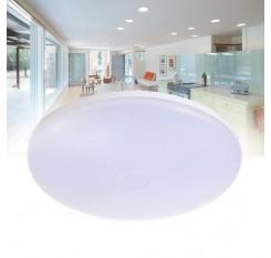 12W UFO LED Ceiling Panel Down Light Surface Mount Bedroom Lamp Warm White UK