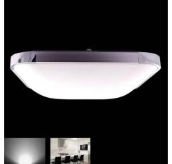 15W Modern Square LED Ceiling Light Bedroom Dining Living Room Lamp Fixture