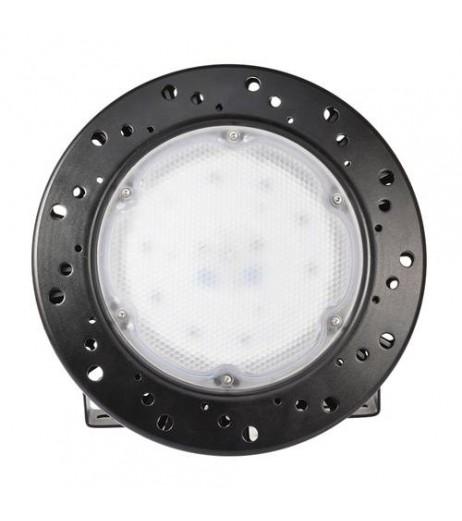 1/4pcs 100W UFO LED High Bay Luminaire Floodlight Spotlight Cool White
