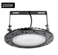 200W UFO LED High Bay Luminaire Floodlight Spotlight Cool White UK