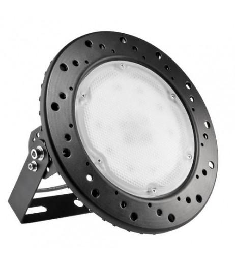 1/2pcs 300W UFO LED High Bay Luminaire Floodlight Spotlight Cool White