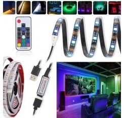 100CM Waterproof Single Side Row Blackboard Light Bar +Wireless Remote Control