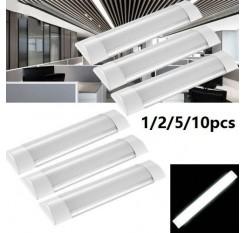10X 30cm LED Tube Tube Ceiling Light Light Bar Fluorescent Tube Neutral White