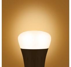 2pcs 7W E27 Golden Energy Saving LED Bulbs Light Lamp Home Emergency Warm White