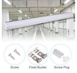 4.5'' LED Batten Linear Tube Light Modern Ceiling Surface Mounted Lamp