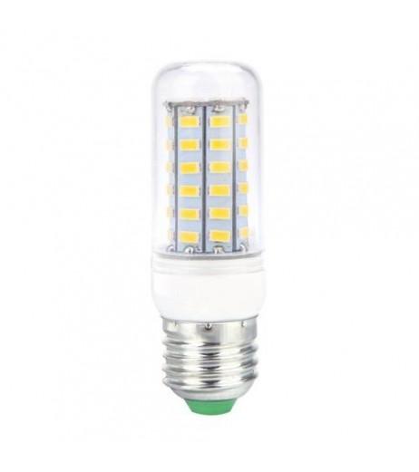 E27 12W 5730 SMD 56 LEDs Corn Light Lamp Bulb Energy Saving 360 Degree 110V